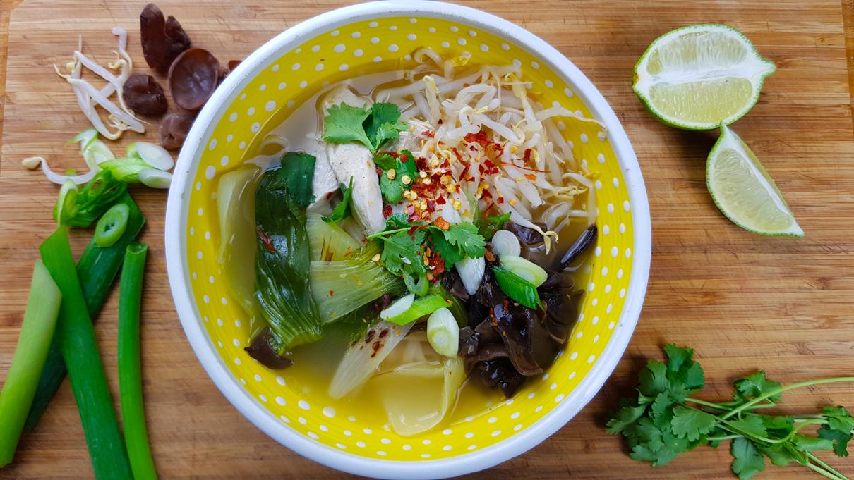 čínská polévka z jidášova ucha