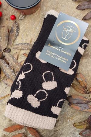 Houbařské ponožky