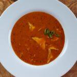 čirůvka májovka polévka