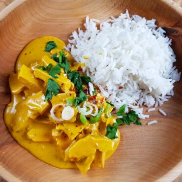 Sírovec žlutooranžový na kari recept